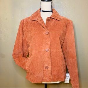 Wilson's Leather Maxima copper jacket